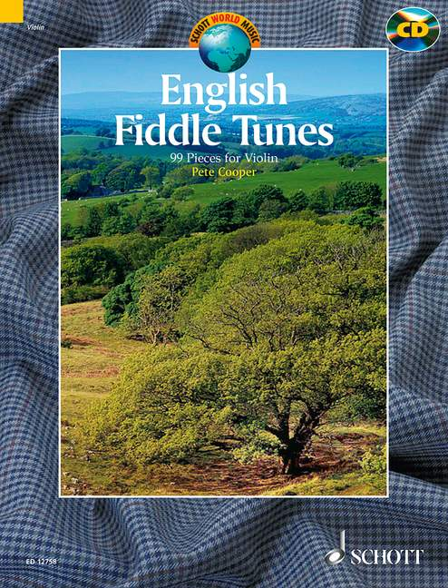 English Fiddle Tunes image